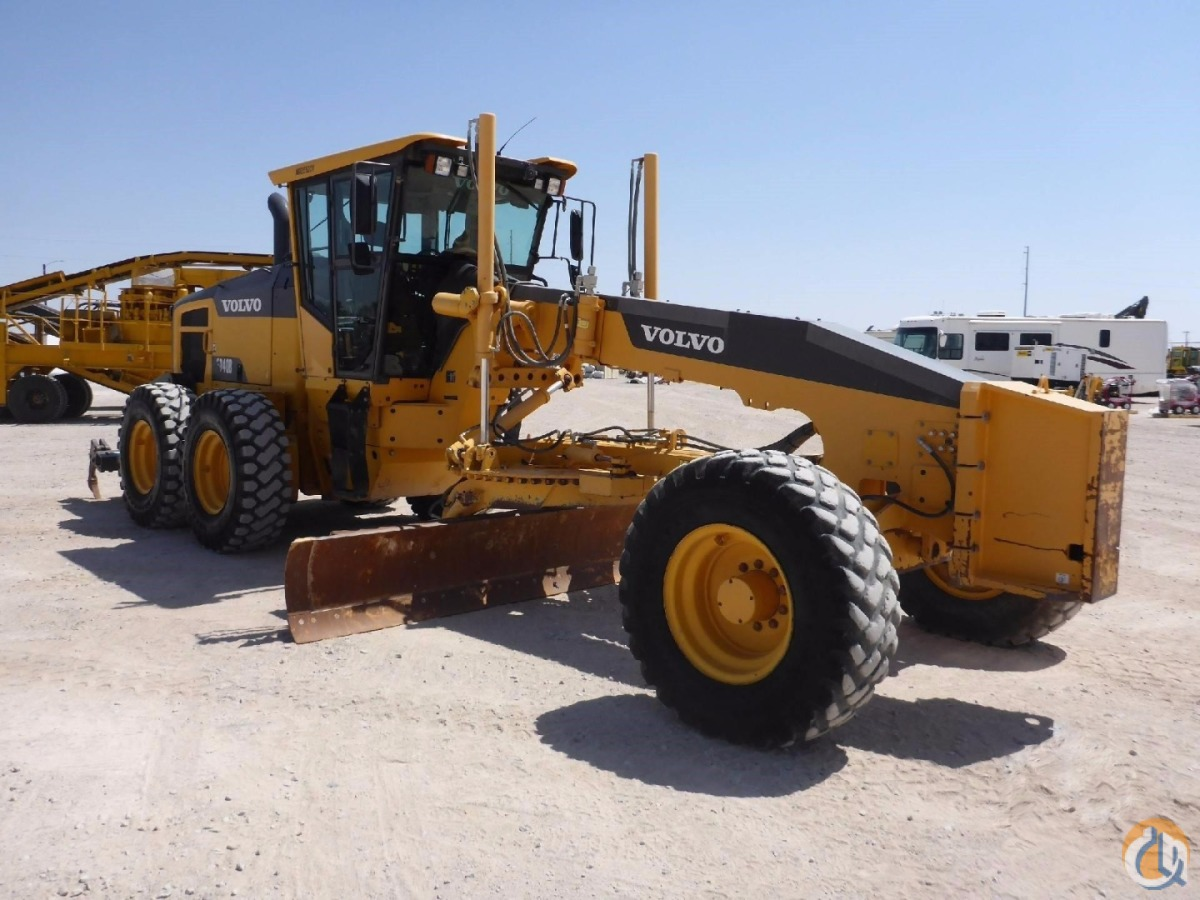 2012 VOLVO G940B Motor Graders VOLVO G940B Equipment Sales Inc. 18188 on CraneNetwork.com